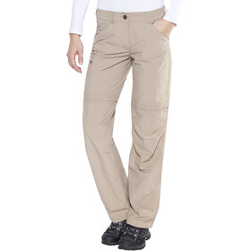 VAUDE Farley IV ZO Pants Women muddy
